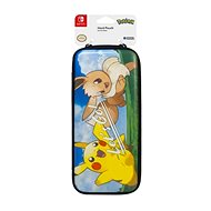 Hori Tough Pouch - Pikachu, Eevee - Nintendo Schalter - Hülle