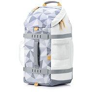 HP 15.6 Odyssey Sport Backpack Facets White - Laptop-Rucksack