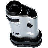 Digiphot mit LED-Licht KM-20 - Kinder-Mikroskop