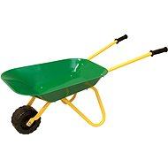 Woody Gartenschubkarre Grün - Kinderschubkarre