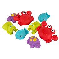 Playgro Tiere für die Badewanne - Wasserspielzeug