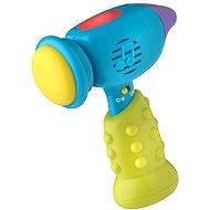 Interaktives Spielzeug von Playgro - Hammer mit Sound - Interaktives Spielzeug