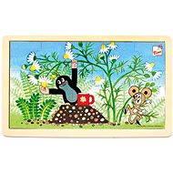 Bino Puzzle Der kleine Maulwurf und Kamille - Puzzle