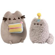 Pusheen – Birthday Collectable Set - Stoffspielzeug