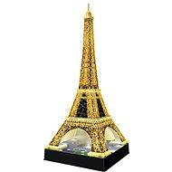 Ravensburger 3D 125791 Eiffelturm (Nachtausgabe) - Puzzle