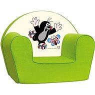 Bino Sessel grün - Der kleine Maulwurf - Kindermöbel