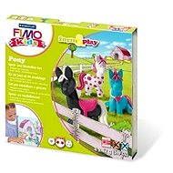 FIMO Kids 8034 - Form & Play Ponys - Kreativset