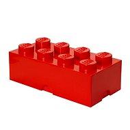 LEGO Aufbewahrungsbox 250 x 500 x 180 mm - Rot