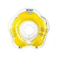 Schwimm-Halsbinde Flipper gelb - Aufblasbares Spielzeug