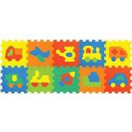 Schaumstoff Puzzle - Fahrzeuge - Schaum-Puzzle
