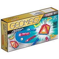 Geomag - Glitzer 22 Stück - Magnetischer Baukasten
