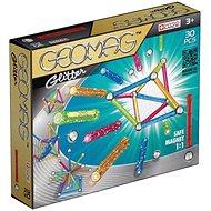 Magnetisches Geomag Kit - 30 Stück glänzend - Magnetischer Baukasten
