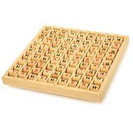 Lernhilfe - Holz-Lernspiel Einmaleins - Kreativset