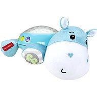 Fisher-Price - Plüsch-Nilpferd mit Licht und Klang - Kinderbett-Spielzeug