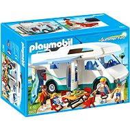 PLAYMOBIL® 6671 Familien-Wohnmobil - Baukasten