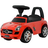Rutschauto Mercedes rot