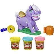 Spielen Sie Doh Animal Crew Gawing Horse - Spielset