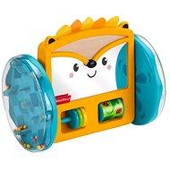Fisher-Price Reitigel mit Spiegel - Spielzeug für die Kleinsten