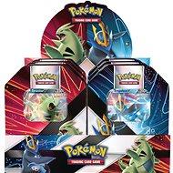 Pokémon TCG: V Strikers Tin (Tyranitar V / Empoleon V) - Kartenspiel