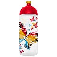 FreeWasser Flasche 0.7l Butterfly - Trinkflasche