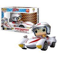Funko POP Ride: Speed Racer - Speed w/Mach 5 - Figur