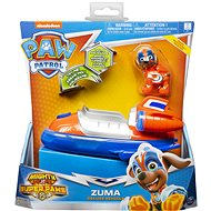 Paw Patrol Super Vehicles mit Zuma-Lichteffekt - Spielset