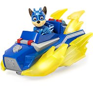 Mighty Pups Charged Up - Paw Patrol - Chase Deluxe Vehicle - Auto