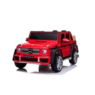 Mercedes G650 MAYBACH, rot - Elektroauto für Kinder