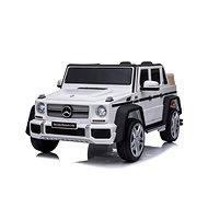 Mercedes G650 MAYBACH, weiss - Elektroauto für Kinder