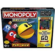 Monopoly Pacman ENG Version - Gesellschaftsspiel