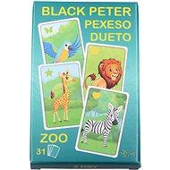 Schwarzer Peter - Zoo - Kartenspiel