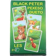 Schwarzer Peter - Im Wald - Kartenspiel