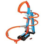Hot Wheels Action - Sky Crash Tower - Autorennbahn