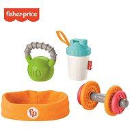 Fisher-Price Geschenkset für kleine Bodybuilder - Spielzeug für die Kleinsten