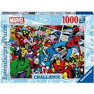 Ravensburger 165629 Marvel Challenge 1000 Stück - Puzzle