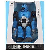 Batteriebetriebener blauer Roboter - Roboter