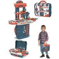 Werkzeuge in einem tragbaren Koffer - Spielzeug