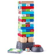 WOODY Tower elektronisches Spiel mit Zeitschaltuhr - Tischspiel
