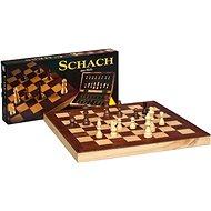 Schach DE LUXE - Strategisches Spiel