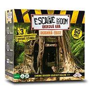 ESCAPE ROOM: Fluchtspiel Family Edition - 3 Szenarien - Strategisches Spiel