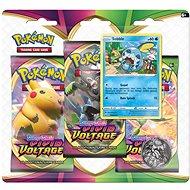Pokémon TCG: SWSH04 Vivid Voltage - 3 Blister Booster - Spielt