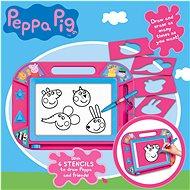 Peppa Pig - Magnettafel klein - Magnettafel