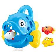 Jamara Bath Toy Collector Hungry Fish blue - Hängendes Spielzeug