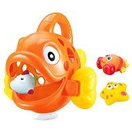 Jamara Bath Toy Collector Hunfry Fish orange - Hängendes Spielzeug