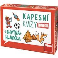 Dino Pocketquiz Junior - Smart Header - Wissensspiel