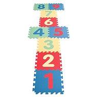 Puzzle aus Schaumstoff mit Ziffern - Puzzle
