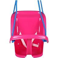 Teddies Baby swing pink load capacity 20kg - Schaukel