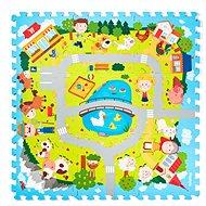 """Foam Puzzle """"Village"""", 9 pieces - Foam Puzzle"""