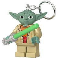 LEGO Star Wars - Yoda mit Lichtschwert - Anhänger