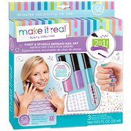 Make it Real Nagellack mit Dekoration - Verschönerungsset